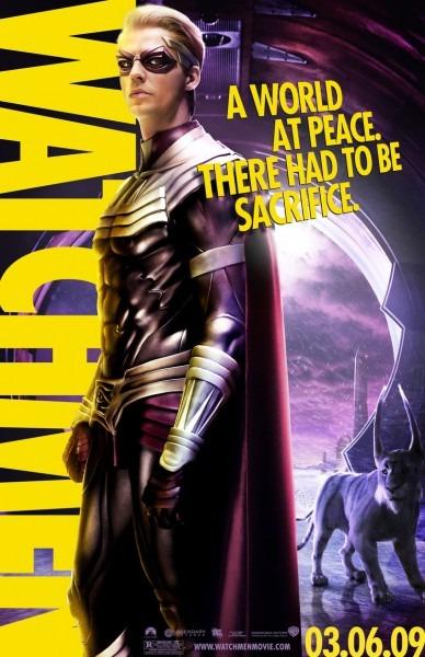 New Watchmen Art Reveals Ozymandias And The Gang