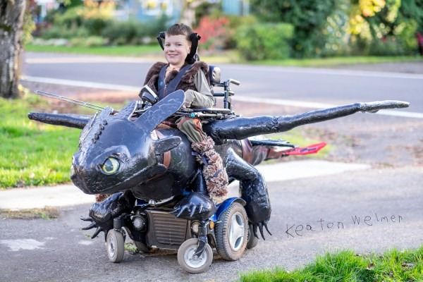 10 Awesome Halloween Costumes For Wheelchair Users