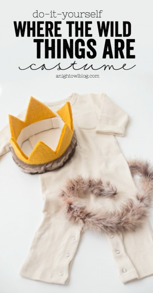 Diy Where The Wild Things Are Costume