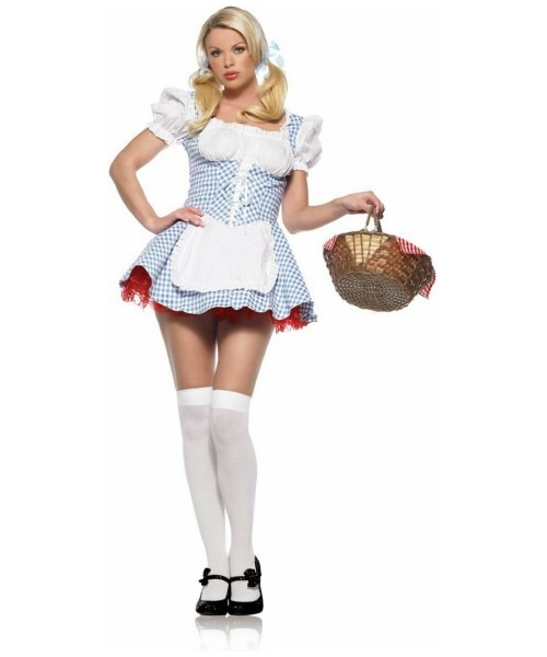 Dorothy Sexy Dothy Adult Costume