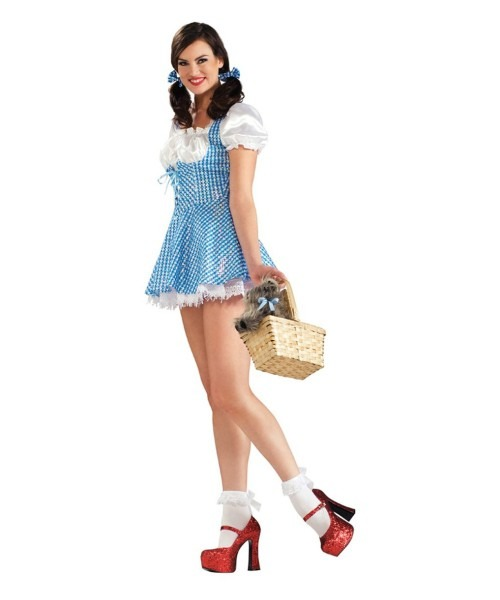 Dorothy Dothy Sequin Costume