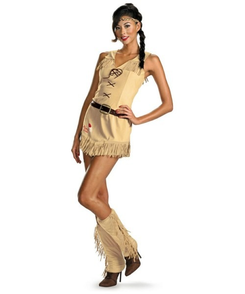 Indian Tonto Costume