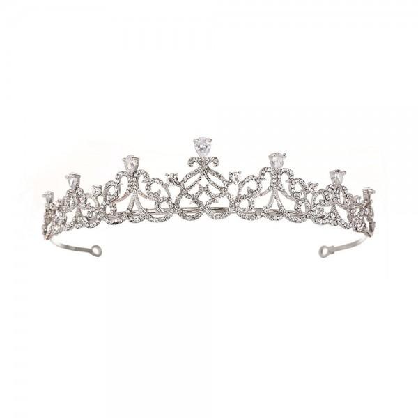 Wonder Woman Tiara Bachelorette Party Tiara Zircon Crown