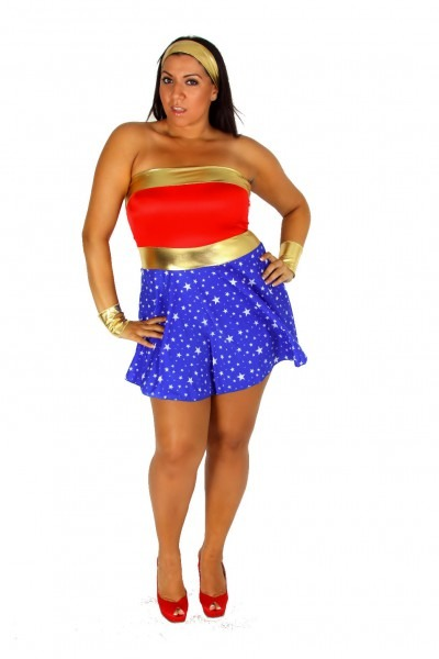 New Plus Size Halloween Costume Collection Unveiled By