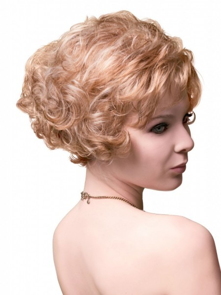 Annie Synthetic Wig Final Sale