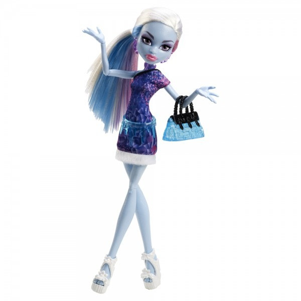 Monster High Scaris The City Of Frights Abbey Bominable Doll