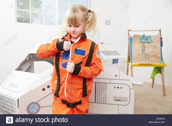 Astronaut Costume Stock Photos & Astronaut Costume Stock Images