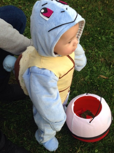 Baby Squirtle !!!