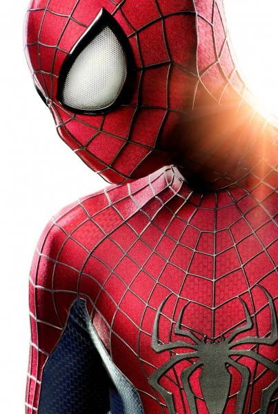"Check Out Spidey's New Costume From ""the Amazing Spider"