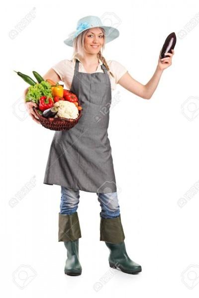 Farmer Costume Female