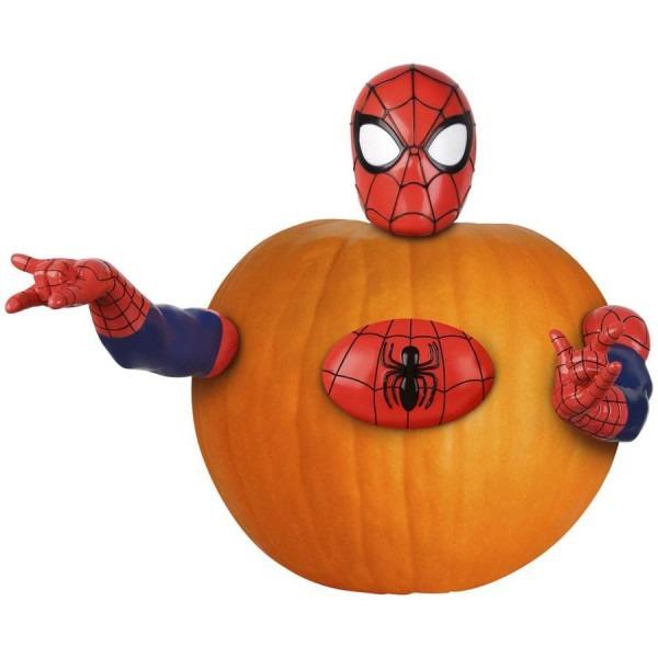 Gemmy Marvel Pumpkin Push