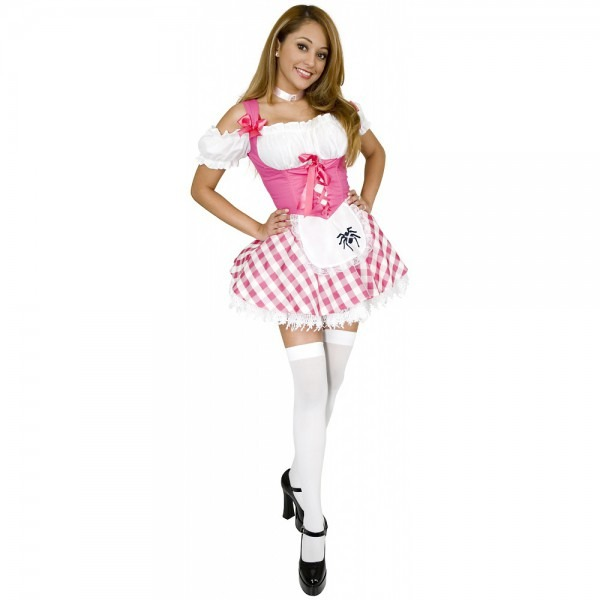 Little Miss Muffett Adult Costume