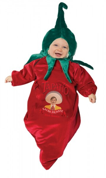 Toynk  Tapatio Chili Pepper Baby Costume Bunting