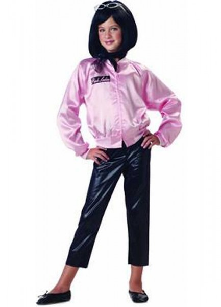 Child Pink Lady Costume Jacket California Costumes 232 00412