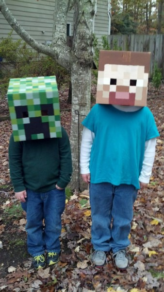 14 Best Minecraft Halloween Costumes Images On Best Party Supply