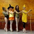 Ballet Halloween Costumes