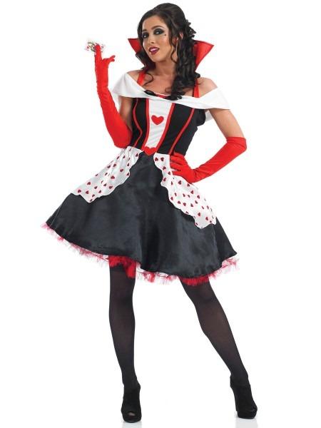 27  Amazon Com Forum Alice In Wonderland Queen Of Hearts Costume
