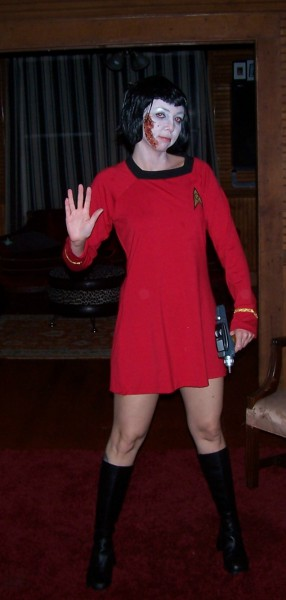 Security Officer   Red Shirt (star Trek) By Nyte_spryte