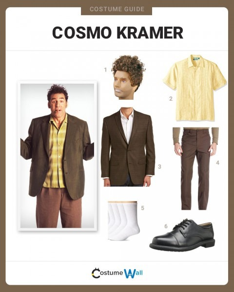 Dress Like Cosmo Kramer