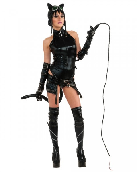 Adult Catwoman Costume Rubies 880320