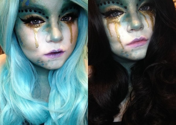 15 Scary Mermaid Makeup And Costume Ideas For Halloween