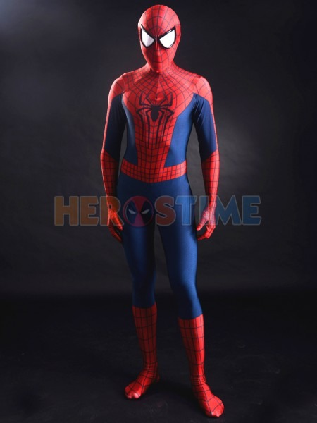 Good Quality Spiderman Costume & With Great Power Comes Great