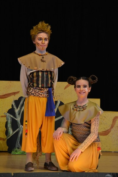 Lion King Nala Costume & Muchadoaboutmusicals U201cthe Original