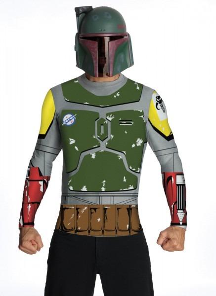Boba Fett Star Wars Xl Mens T