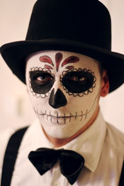 Day Of The Dead Makeup Men