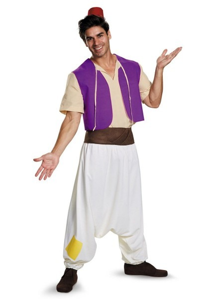 Amazon Com  Disguise Limited Mens Aladdin Street Rat Adult Costume