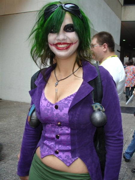 Joker Girlfriend Costume & Sc 1 St We Heart It