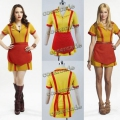 2 Broke Girls Caroline Costume