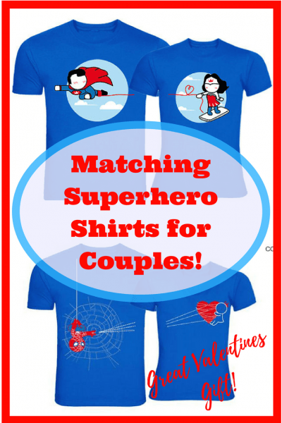 How Adorable Are These Matching Shirts For Couples That I Found On