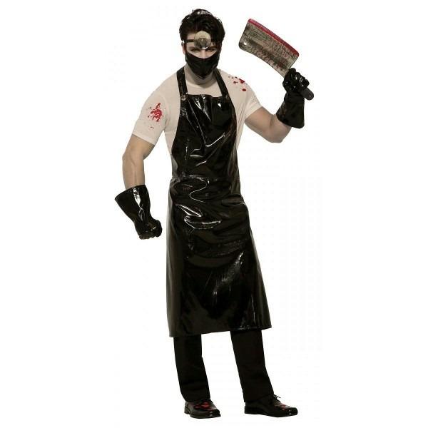 Psycho Surgeon Adult Costume Evil Serial Killer