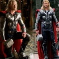 Authentic Thor Movie Costume