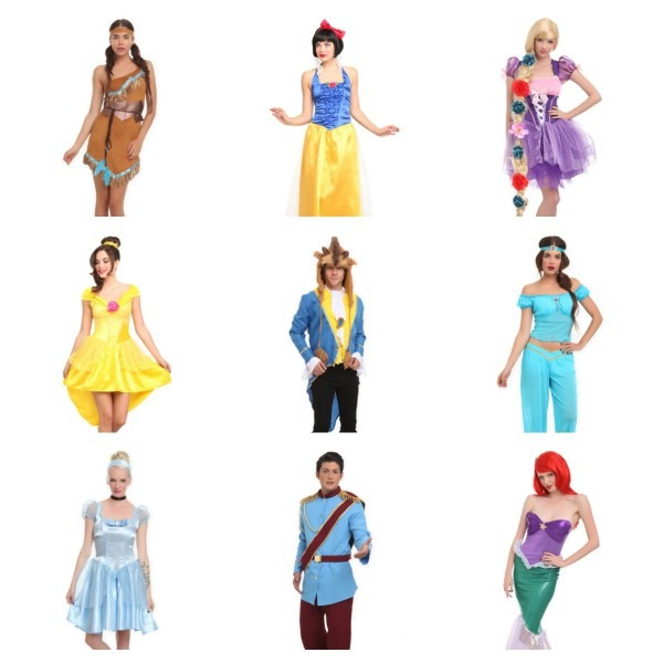 Disney Halloween Costumes From Hot Topic!!! Can I Be Everyone