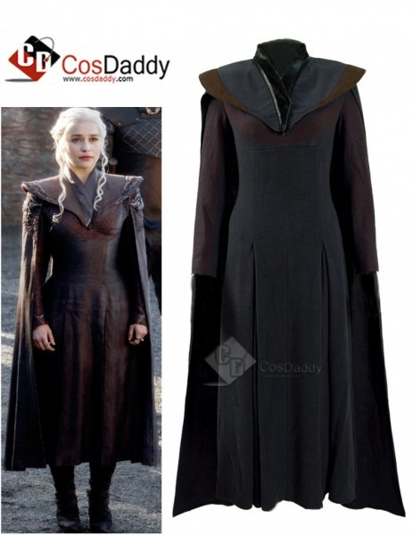 Cosdaddy Game Of Thrones Season 7 Daenerys Targaryen Dress Costume