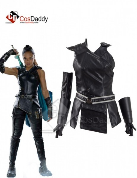 Cosdaddy Thor 3  Ragnarok Costume The Valkyrie Cosplay Battle Suit