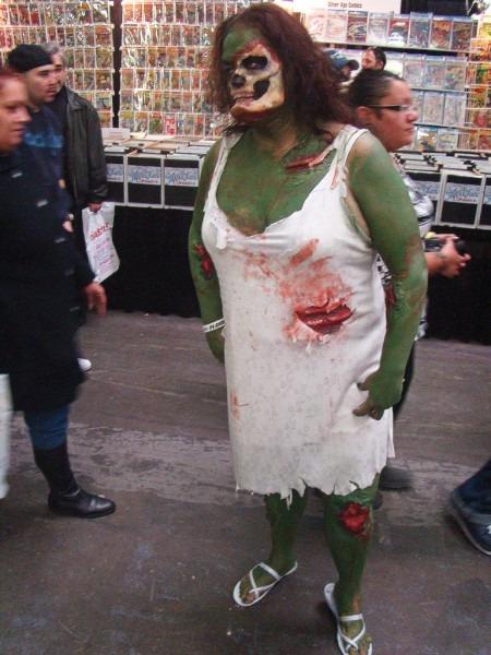 Zombie She