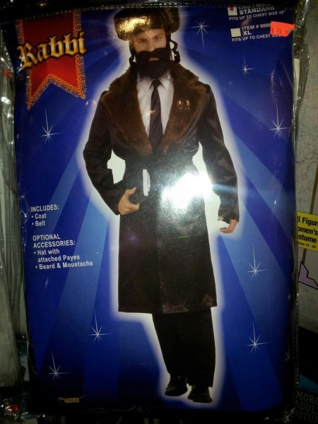 Your Next Halloween Costume  Sexy Rabbi – Heeb