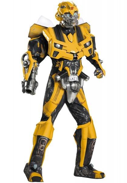 Super Deluxe 3d Bumblebee Costume