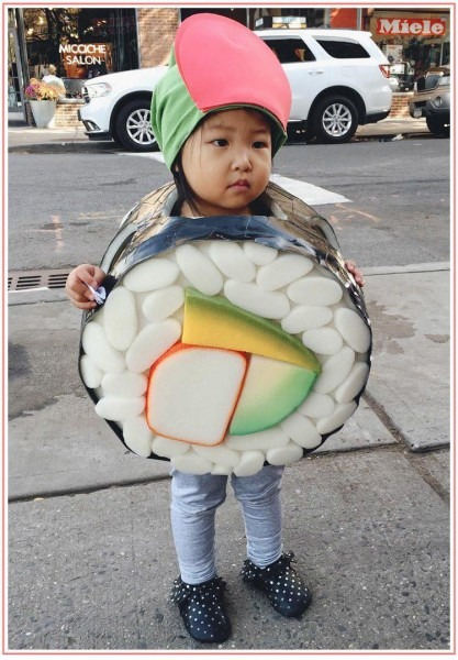 These Amazing Toddler Halloween Costumes Are Total Eye Candy In