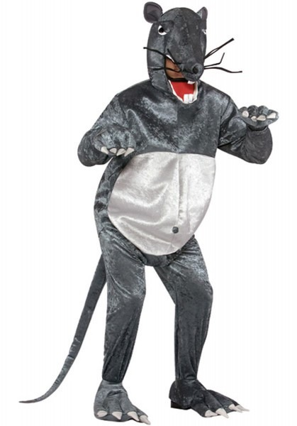 Giant Rat Costume, Animal Fancy Dress