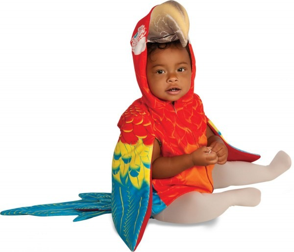 Parrot Costume Size Toddler (2