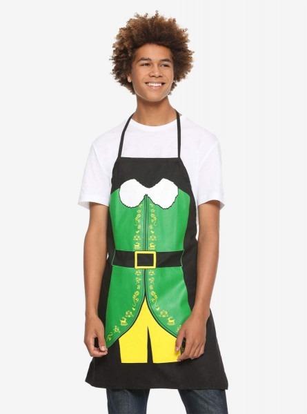 Amazon Com  Hot Topic Elf Buddy The Elf Costume Apron  Toys & Games