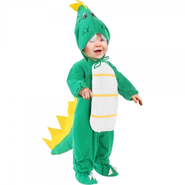 Amazon Com  Small Child's Green Dragon Costume (4