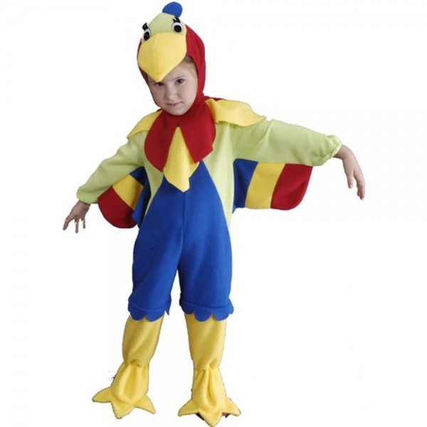 Amazon Com  Child's Toddler Parrot Costume (size  2