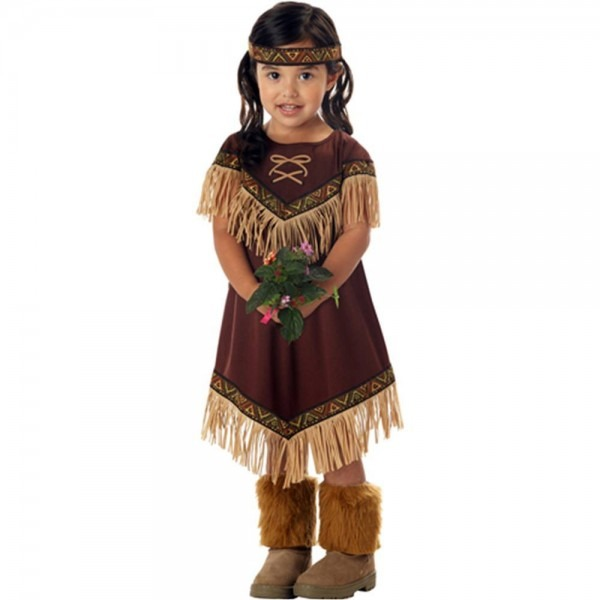 Amazon Com  Lil' Indian Princess Toddler Costume