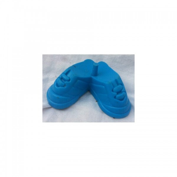 Playskool Mr  Potato Head Blue Shoes Slippers Replacement Part On