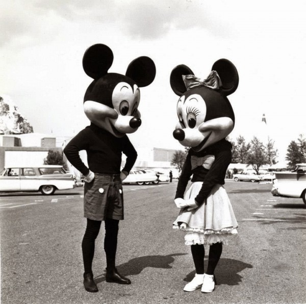 Pupepepets Blog  Mickey And Minnie Through The Years 1955